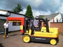 Forklift Training Residential