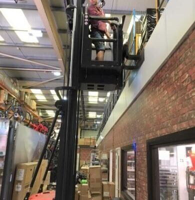 Warehouse Plant Training
